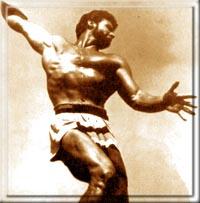 Геркулес на Олимпиаде